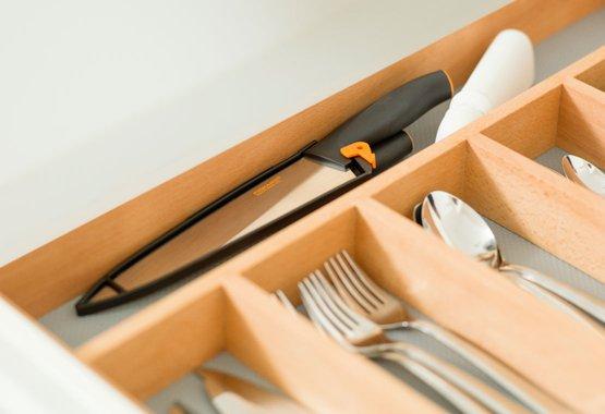 Facile da utilizzare, pulire e conservare