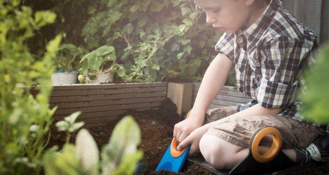 Attrezzi per bambini attrezzi da giardinaggio per bambini - Attrezzi da giardino per bambini ...