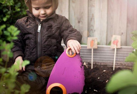 Il giardinaggio può essere un gioco
