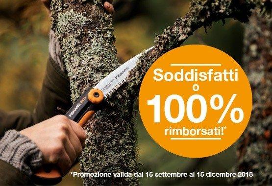"""Fiskars lancia la promozione """"Soddisfatti o Rimborsati"""" a04081d66f9f"""