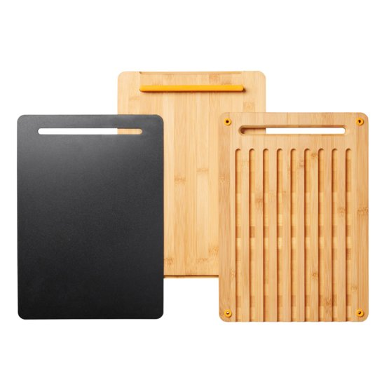 Set taglieri in bambù Functional Form - 3 pezzi