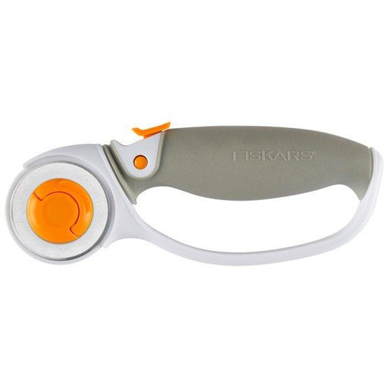 Taglierino ergonomico con lama rotante in titanio Ø45 mm