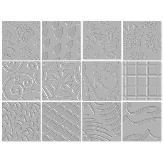 Stampi per Texture - Pack II (x6)