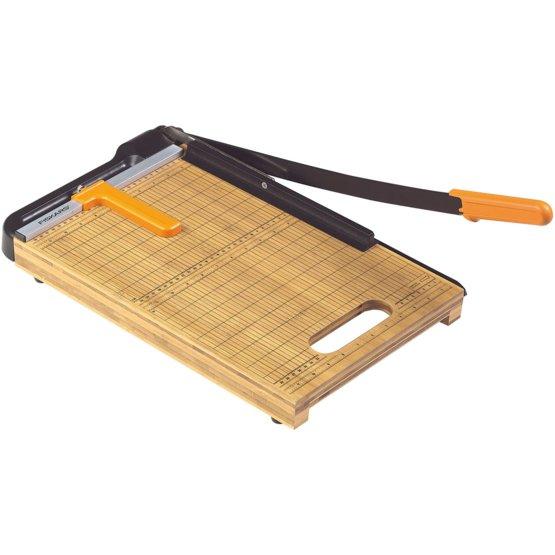 Ghigliottina A4 con Bypass di Bambù 30 cm