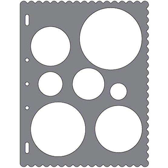 Grandi ShapeTemplates™- Circle