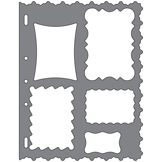Grandi ShapeTemplates™- Frames