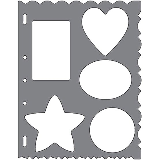 Grandi ShapeTemplates™  - Shapes
