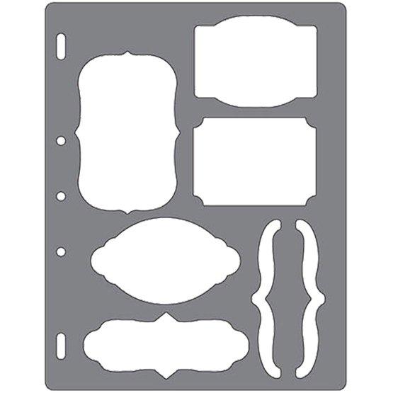 Grandi ShapeTemplates™ - Tags & Brackets