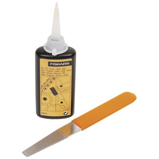 Kit di manutenzione per attrezzi da taglio