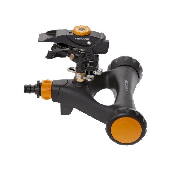 Irrigatore a impulso XL, di metallo con ruote