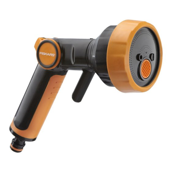 Pistola per irrigazione 4 funzioni