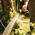 Pistola per irrigazione multifunzione