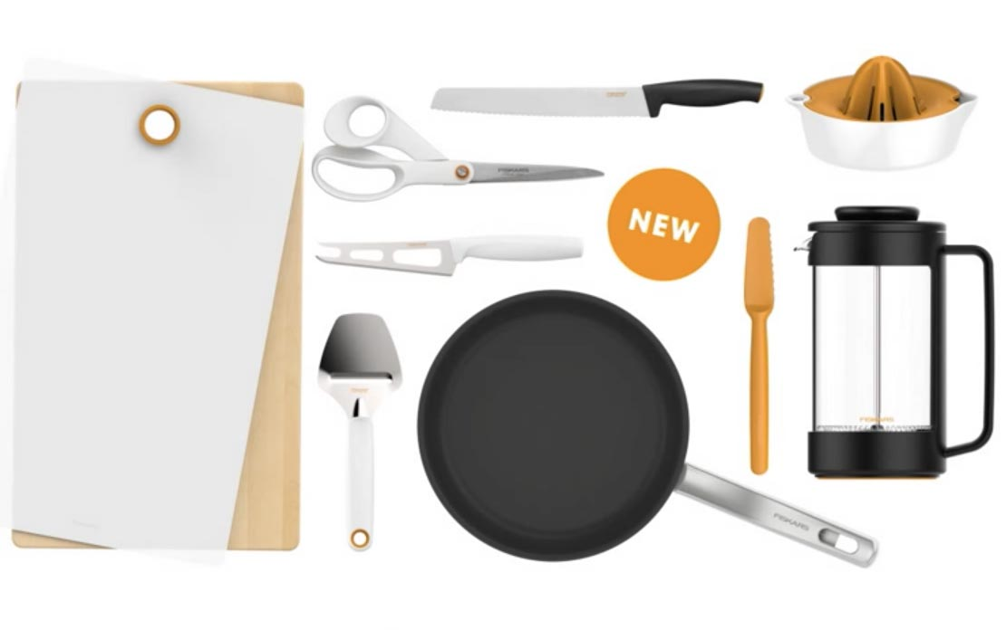 Set coltelli per colazione Functional Form