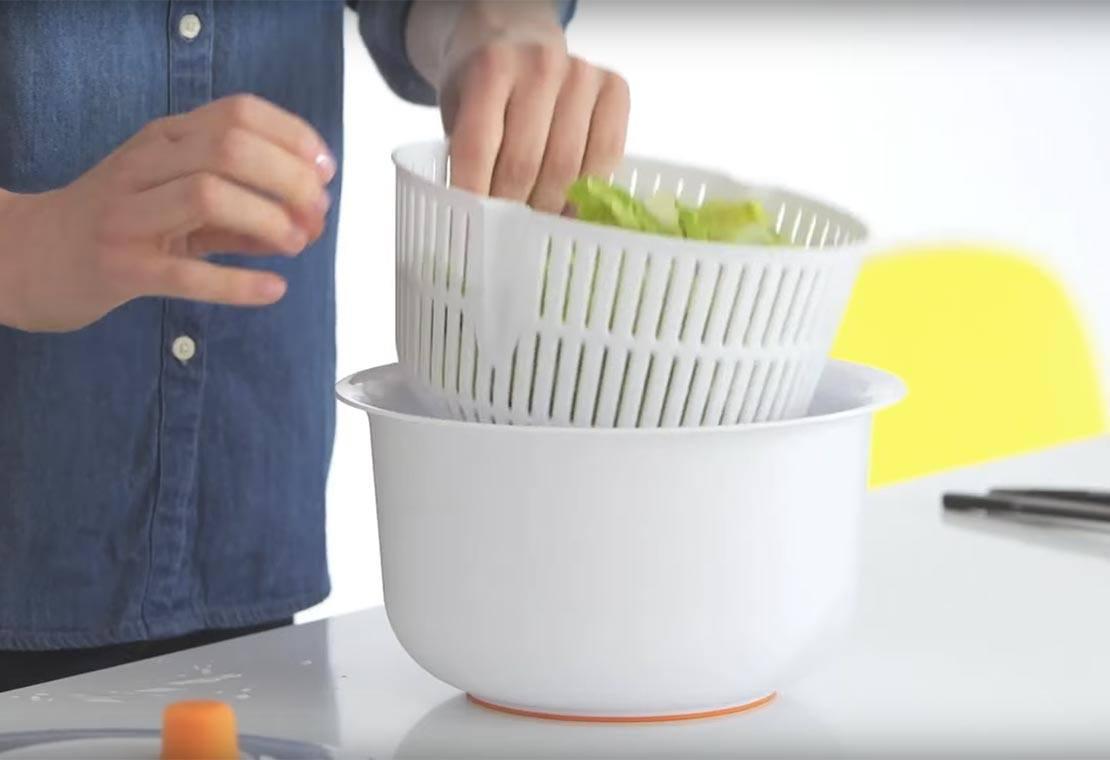 Centrifuga per insalata Functional Form