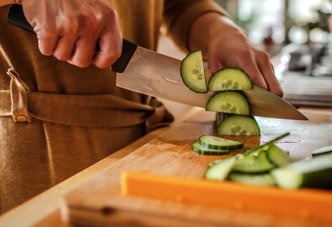 Coltello da cuoco grande Functional Form