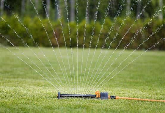 Irrigatore a risparmio idrico M